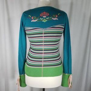 Muchacha Anthropologie Brand Sweater Size Medium